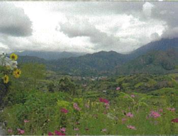エクアドル ビルカバンバ